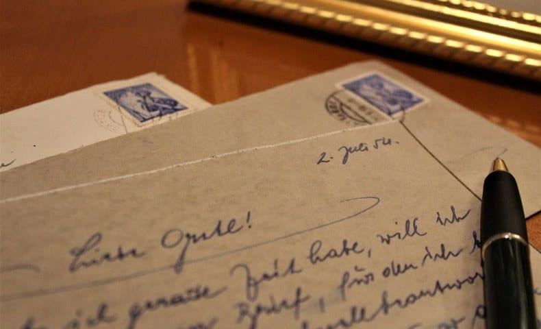 Consejos para escribir una carta de pésame