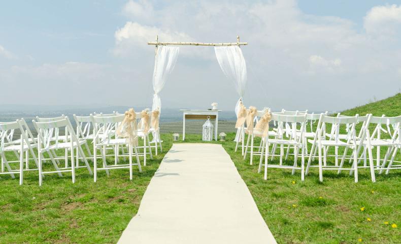 Lugares inusuales bodas